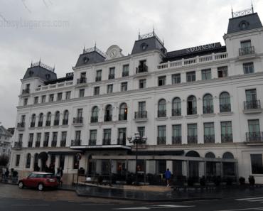 Nuestra opinión del Gran Hotel Sardinero 4*, en Santander