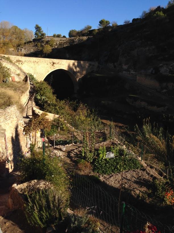 """Puente de """"Darrere la Vila"""""""