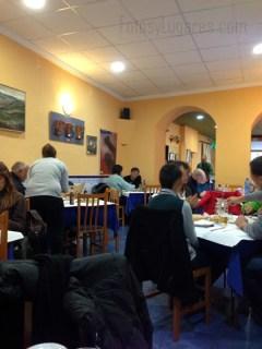 Comer en Bocairent en CASA CHIMO