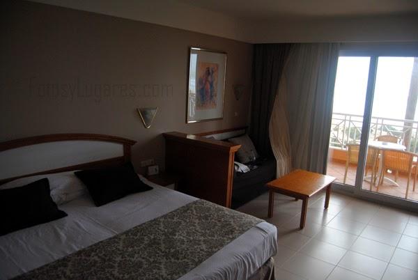 Habitación del hotel Barrosa Park
