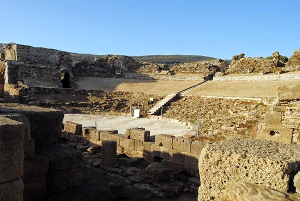 Teatro de Baelo Claudia