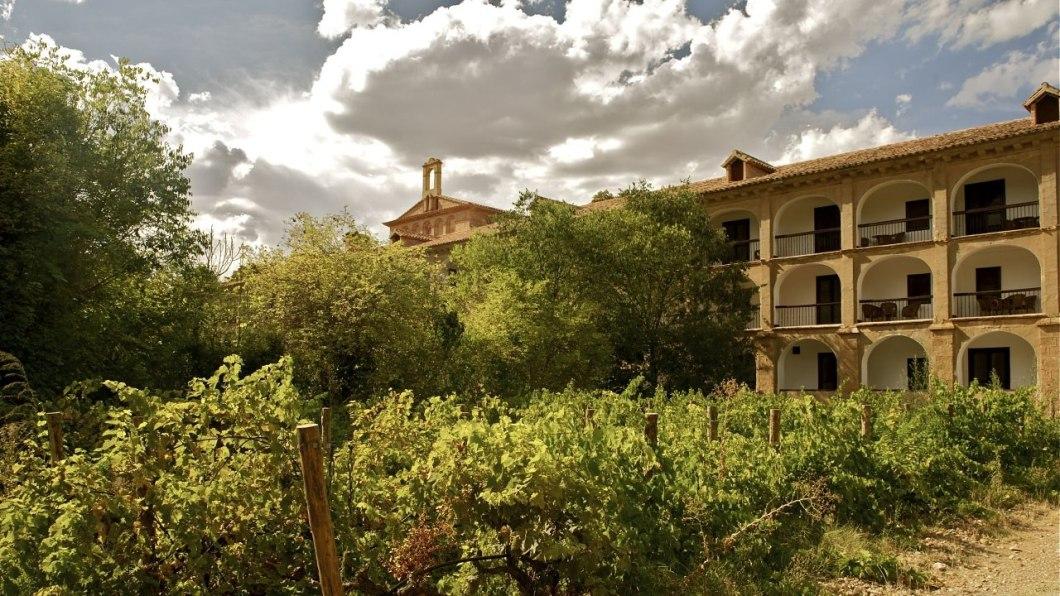 Hotel del Monasterio de Piedra