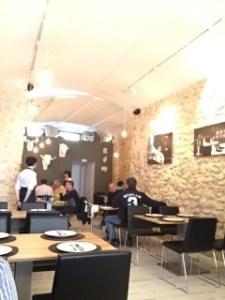 Interior del Restaurante Lolita