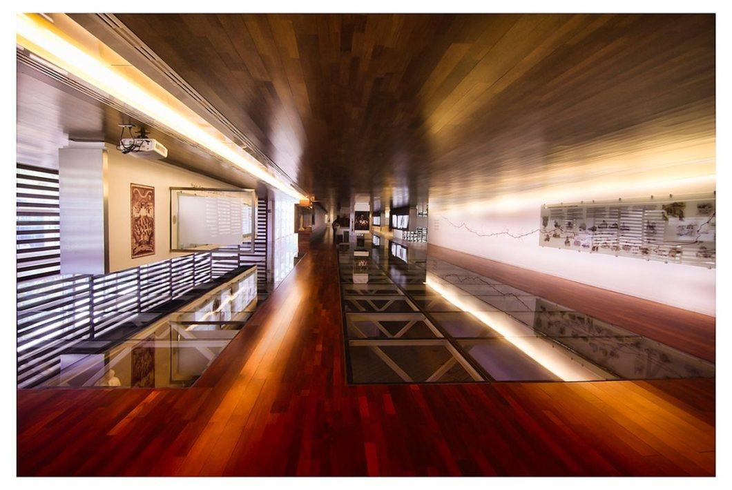 Interior monasterio nuevo