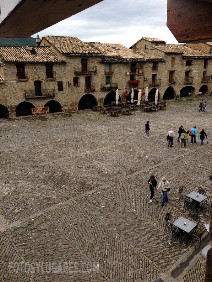 Plaza medieval