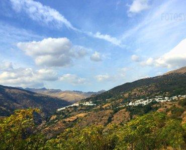 Ruta por la Alpujarra Granada