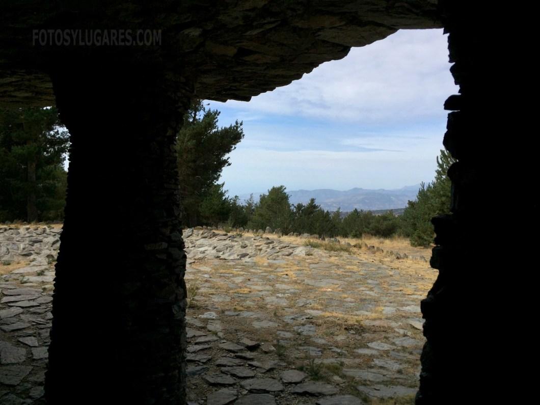 Ruta por la Alpujarra Hoya Portillo