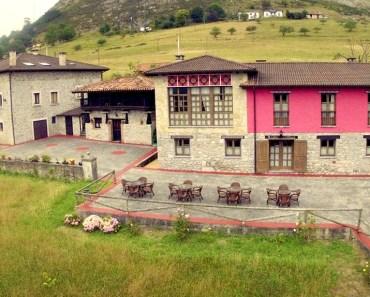 La Quintana de Villar, magnífica casa rural en Arriondas, Asturias