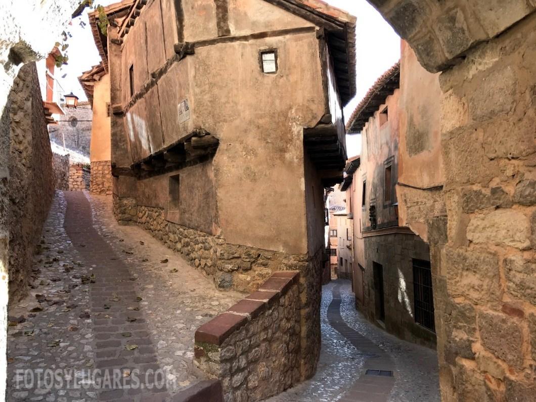 Casa Julianeta de Albarracín