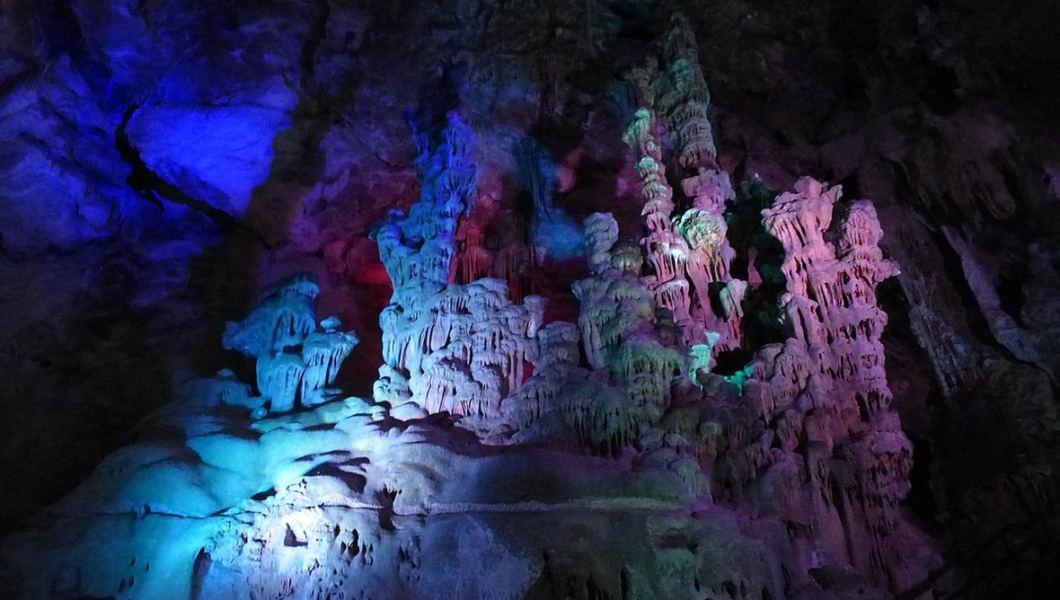 Cuevas del Canelobre, lugar en el interior de Alicante provincia