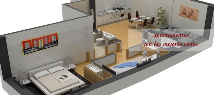 Apartamento 1ºB Metsola