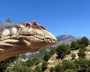 DinoPark Algar, parque temático de dinosaurios para disfrutar en familia