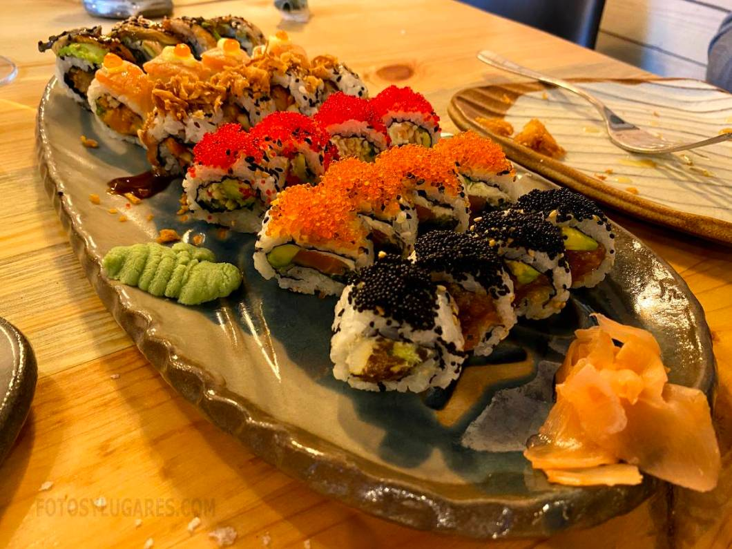 Top Sibuya. 24 piezas de Sushi