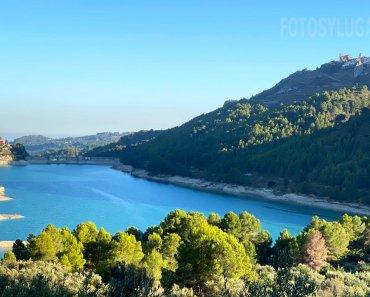 Ruta por el pantano de Guadalest, el embalse con más encanto de Alicante
