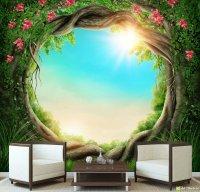 Wall Murals & Digital Wallpaper - Graphics, Nature_6 ...