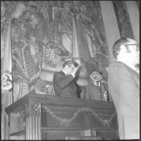 Julio César Turbay Ayala en el Congreso de la República de Colombia