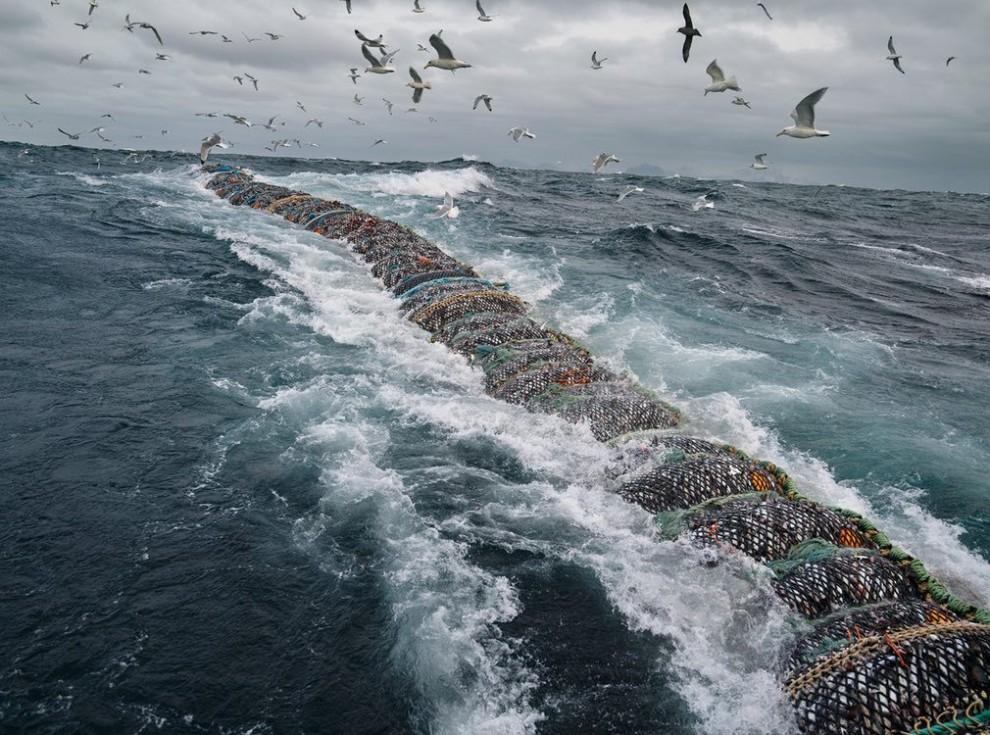 Рыбный промысел на Аляске