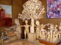 Dřevěné umění