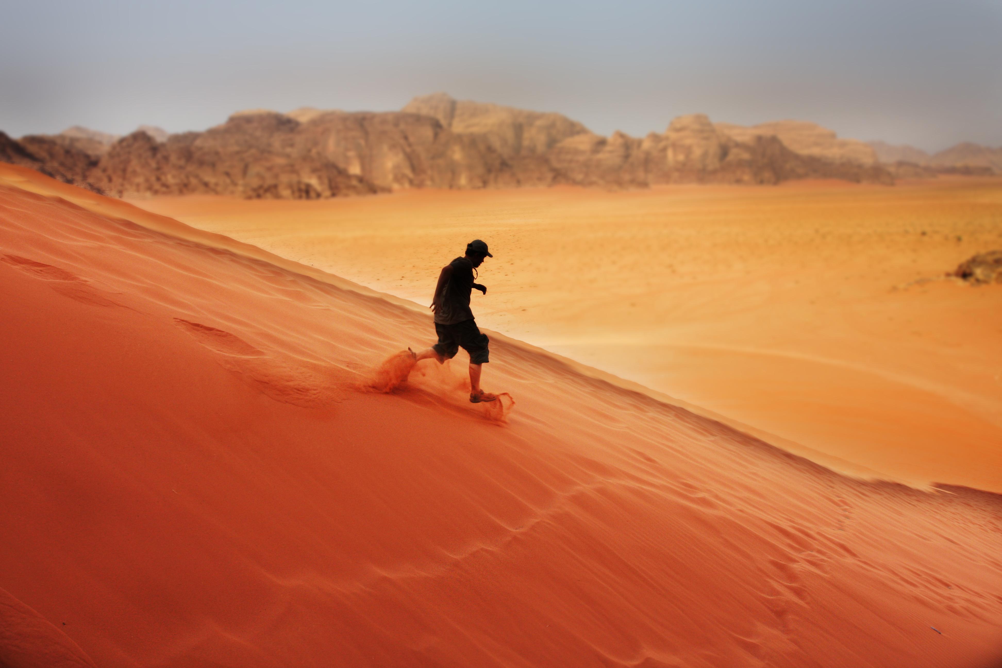 Wadi RUM najpiękniejsza pustynia na Świecie