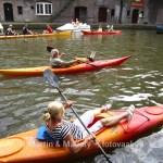 Waar de meeste mensen toch richting de kust trekken bij temperaturen tussen de 22-24° C besloten wij juist de omgekeerde kant op te gaan en een dagje Utrecht te doen. En geloof ons langs de grachtjes en op de werven is het goed vertoeven op een zomerse dag in Utrecht.