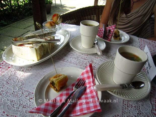 High Tea bij Beatrijd Decorations