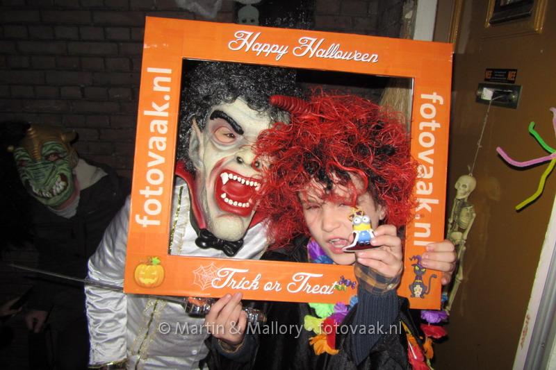 Halloween Heesterbuurt 2015