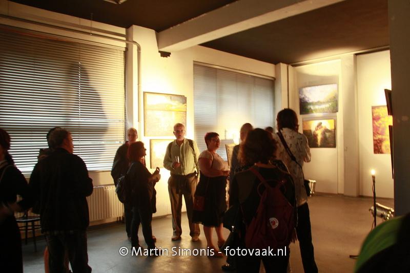 Brouwerij De Prael Den Haag.Opening Studio A In Brouwerij De Prael
