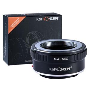K&F Lens adaptors