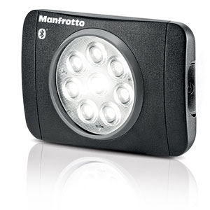 Manfrotto Lumimuse 8 brings Bluetooth control to portable lighting