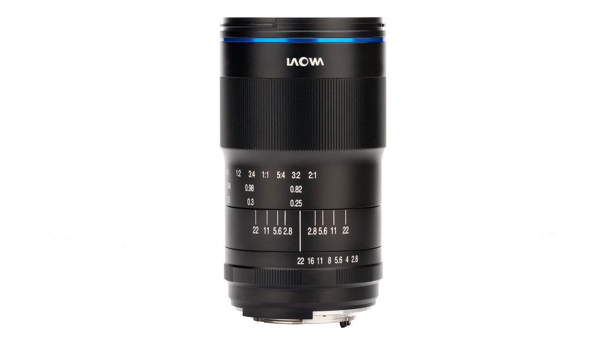 Laowa 100mm f/2.8 2x Ultra Macro APO delivers double the magnification