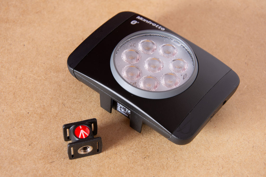 Manfrotto Lumimuse 8 with Bluetooth review