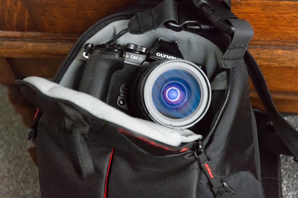 Manfrotto Pro Light FastTrack-8 review