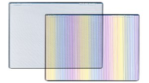Schneider-Kreuznach True-Net, Rainbox, Gold streak filters