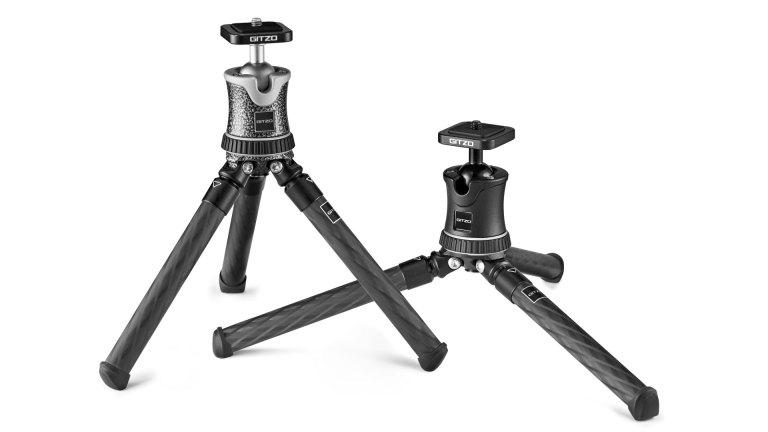 Gitzo unveils Mini Traveler table-top tripod… at a premium price!
