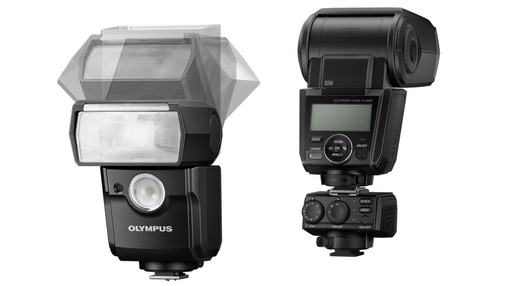 Olympus launches pro-spec FL-700WR flash alongside E-M1X