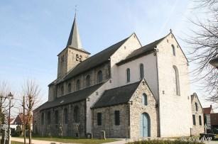 ingang St.Laurentiuskerk