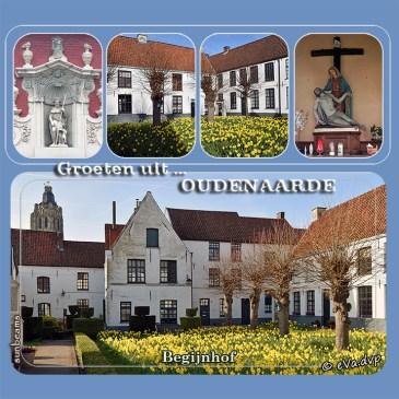 Begijnhof in Oudenaarde