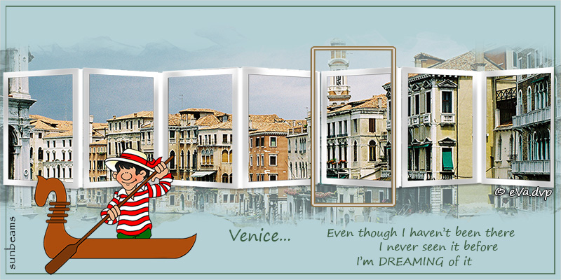 Venise - Canal Grande