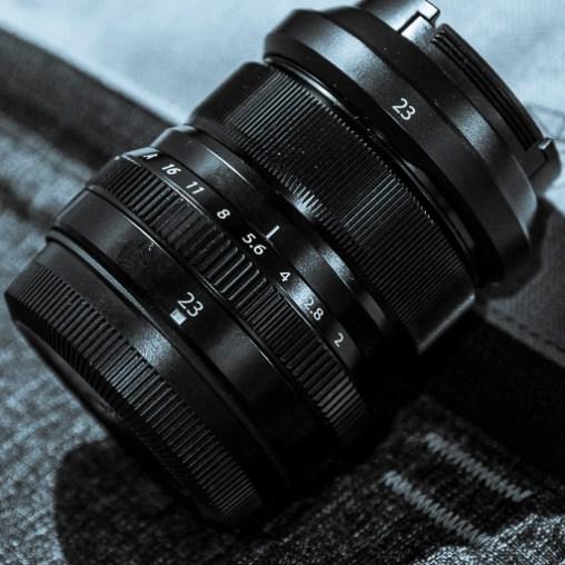 Is the aperture 5.6 or 1/3'rd below?