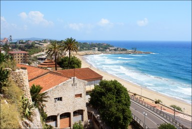 Таррагонский пляж