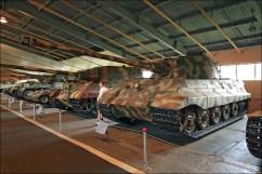Павильон немецких танков