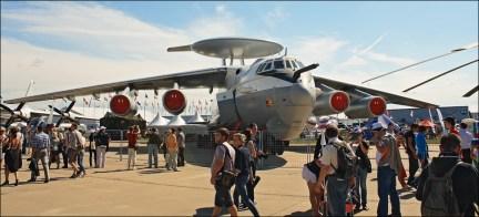 Самолет ДРЛО-50