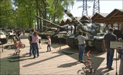 Советские танки и самоходки