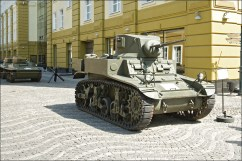 Лёгкий танк «Стюарт»