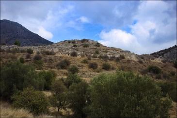 Микенский акрополь