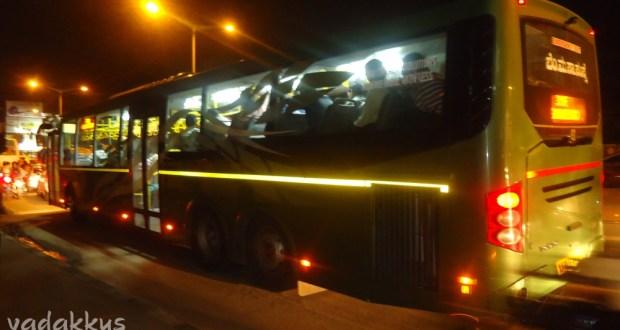 BMTC Volvo 7400XL Multi Axle Citybus Bangalore