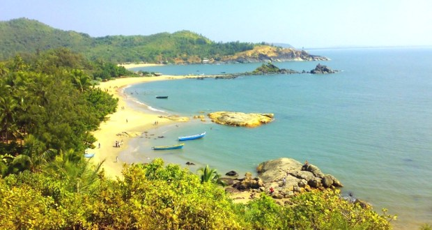 Photo Picture of Om Beach, Gokarna, Karnataka