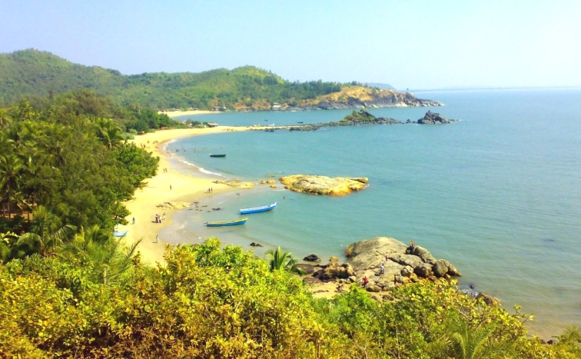 Om Beach, Gokarna – Comes Close to Heaven!