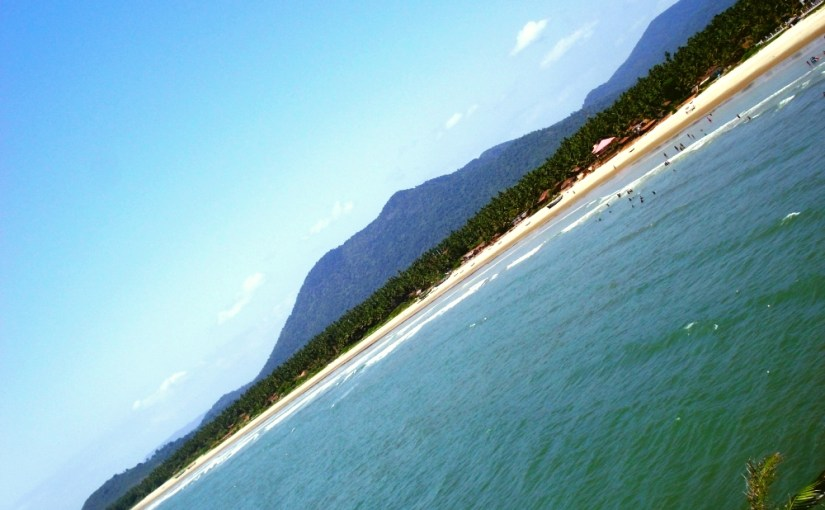 Murudeshwara Beach, Konkan Coast, Uttara Kannada