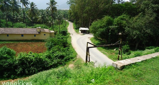 A pleasant afternoon near the Kerala - TN border at Ettimadai